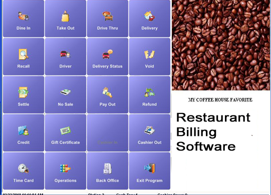 Trinity Solutions Software Company Website Designing And Development - Restaurant table software